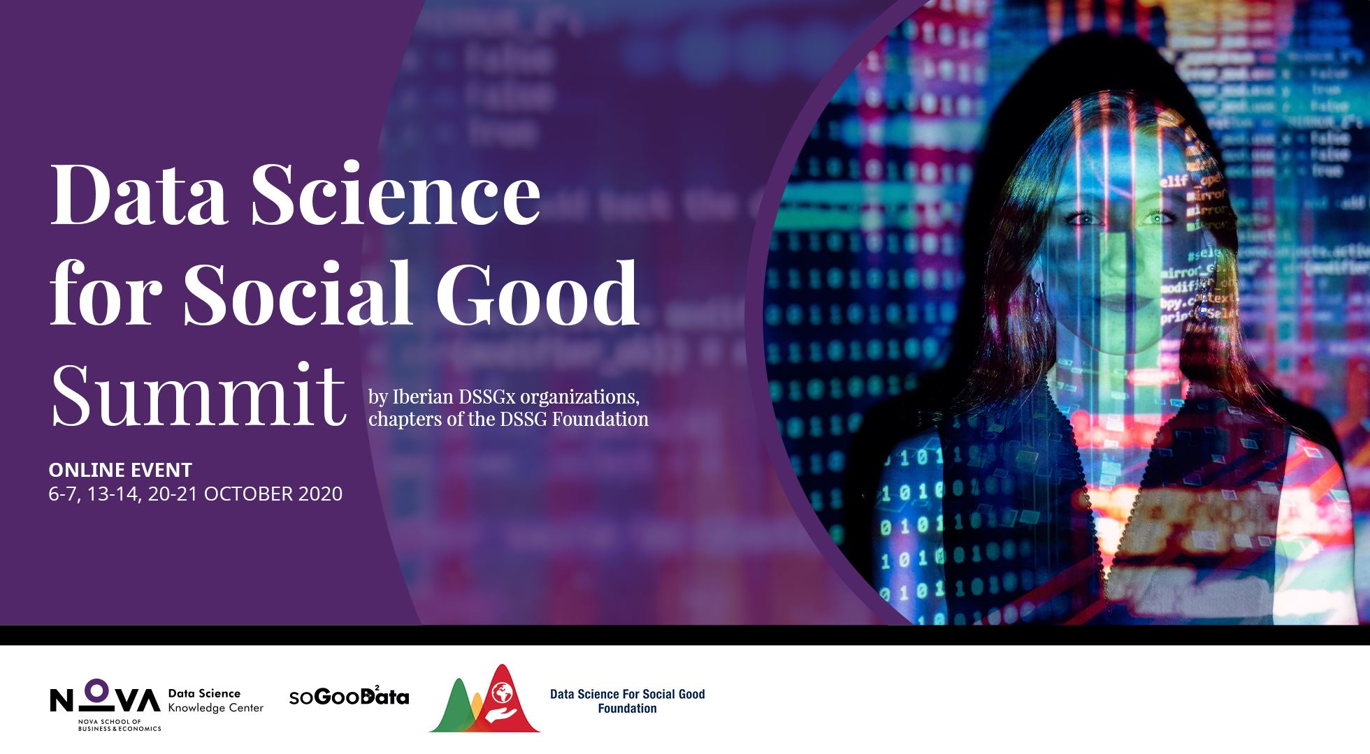 Data Science for Social Good Summit