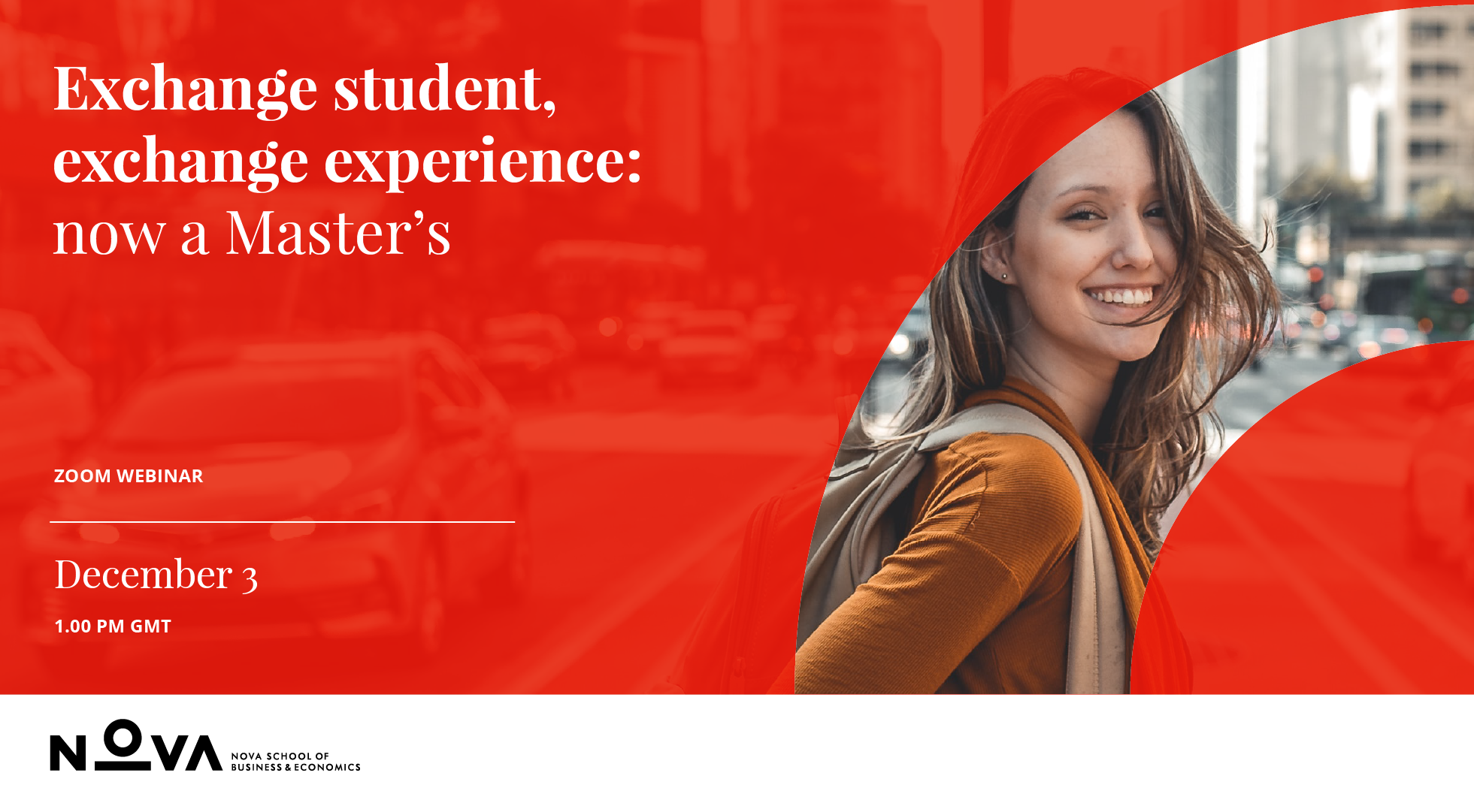 Exchange student, exchange experience: now a Master's