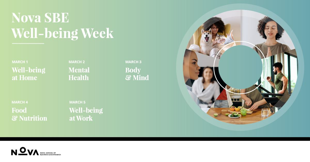 2021 Nova SBE Well-Being Week