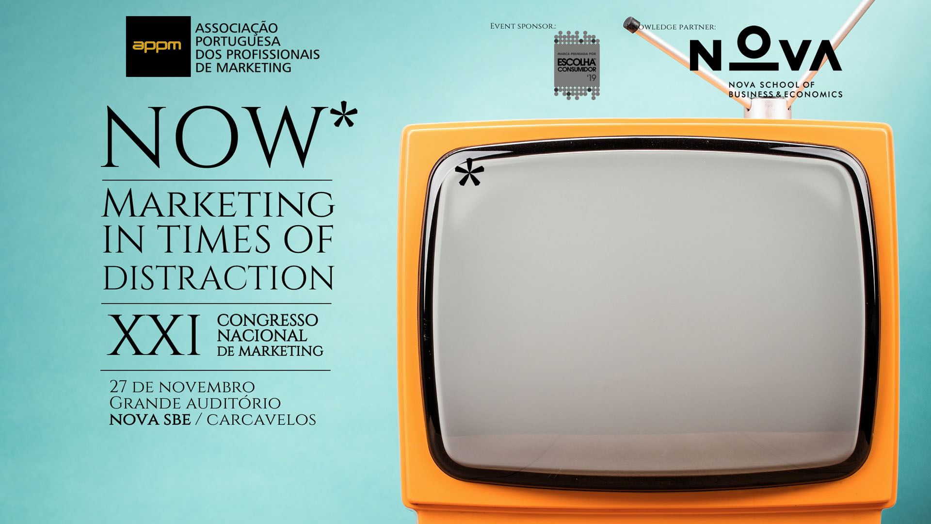 NOW - Marketing in Times of Distraction
