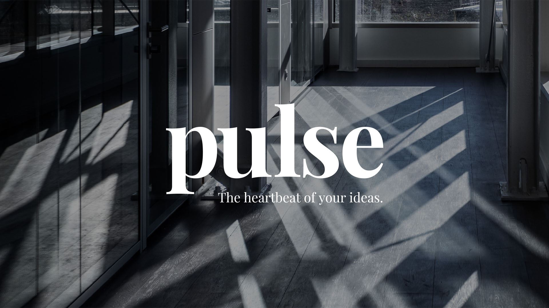Pulse - The Heartbeat of Your Ideas