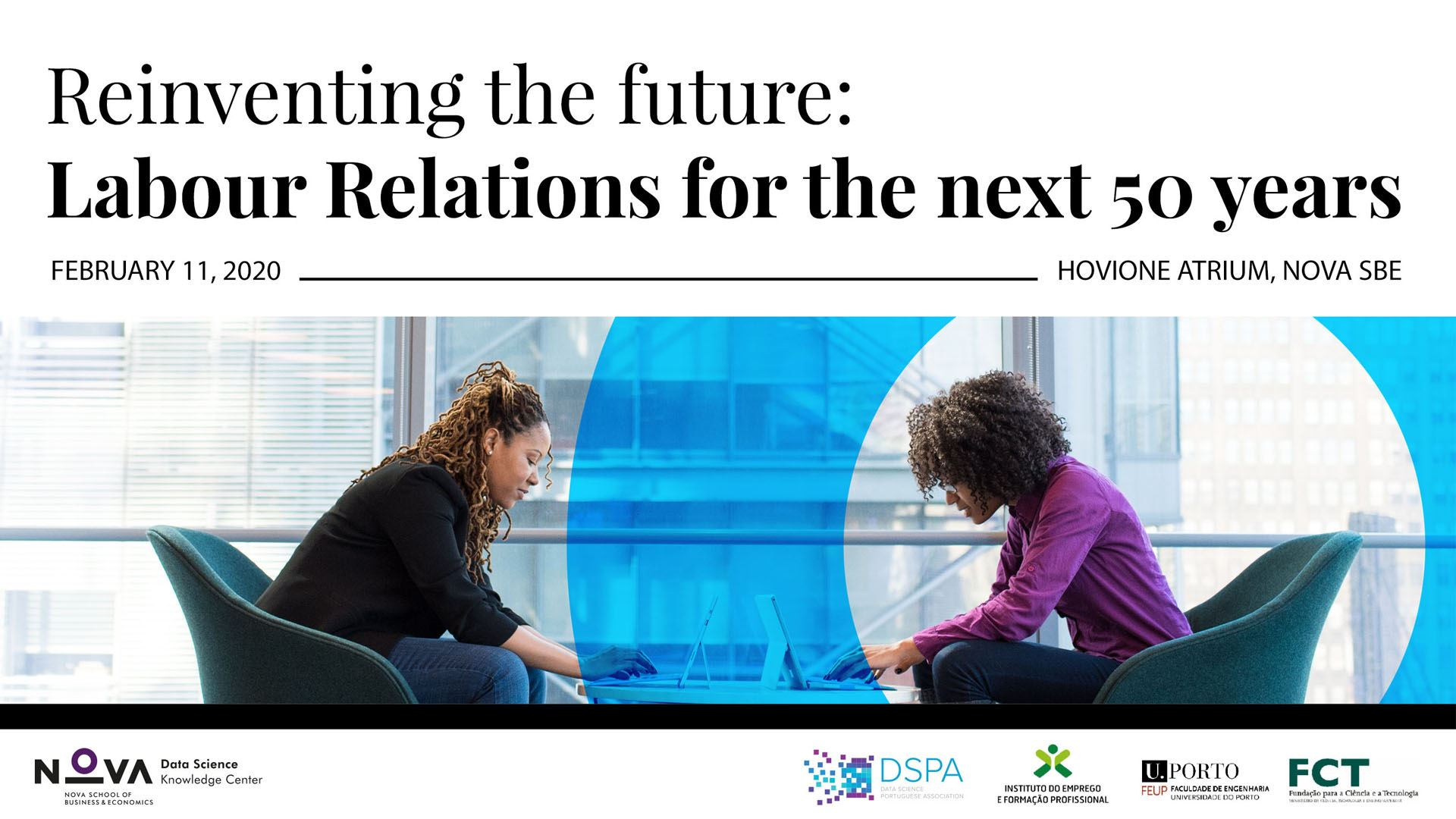 Reinventing the future: Labour Relations for the next 50 years