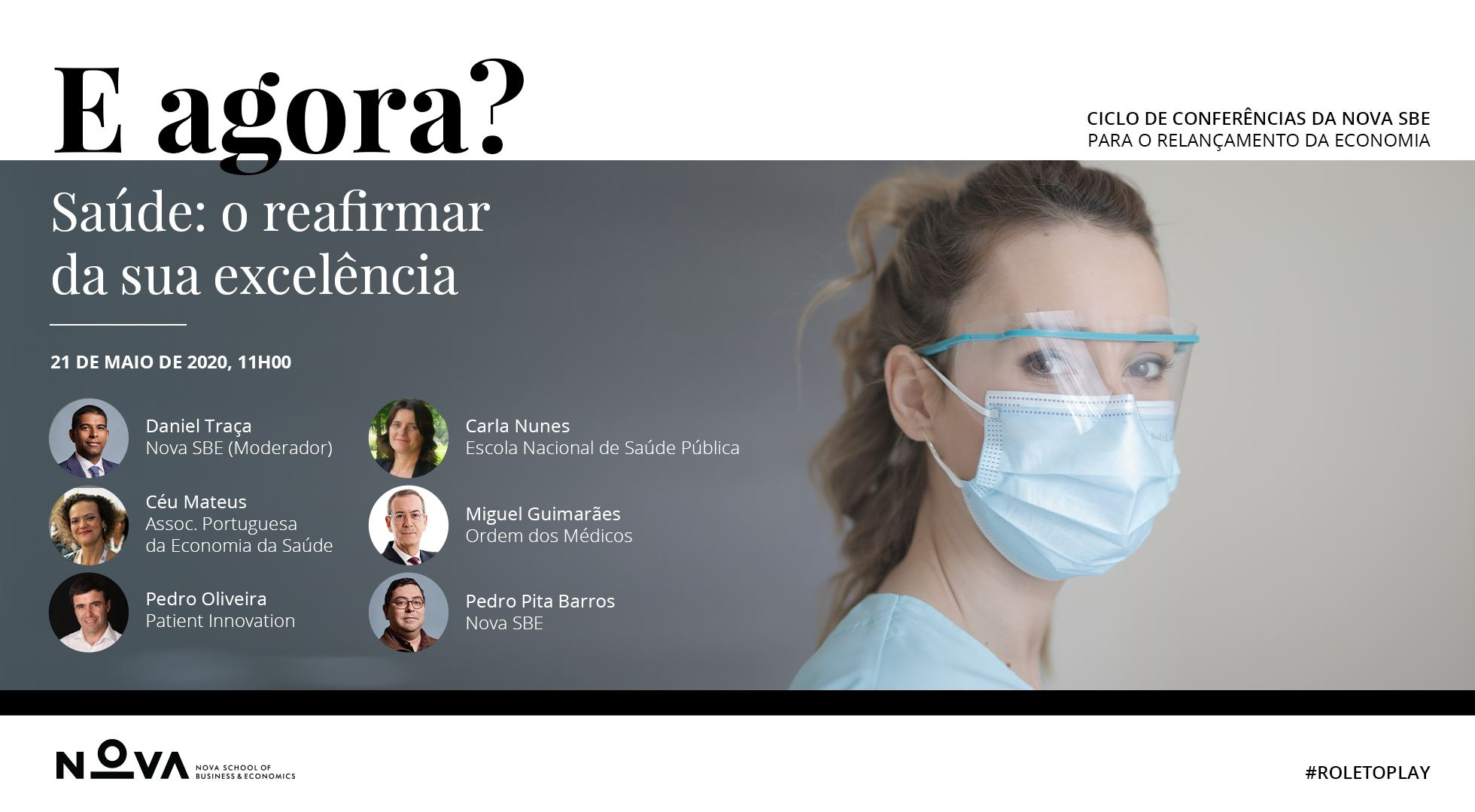 "E agora? (What now?): ""Health: reaffirming its excellence"""