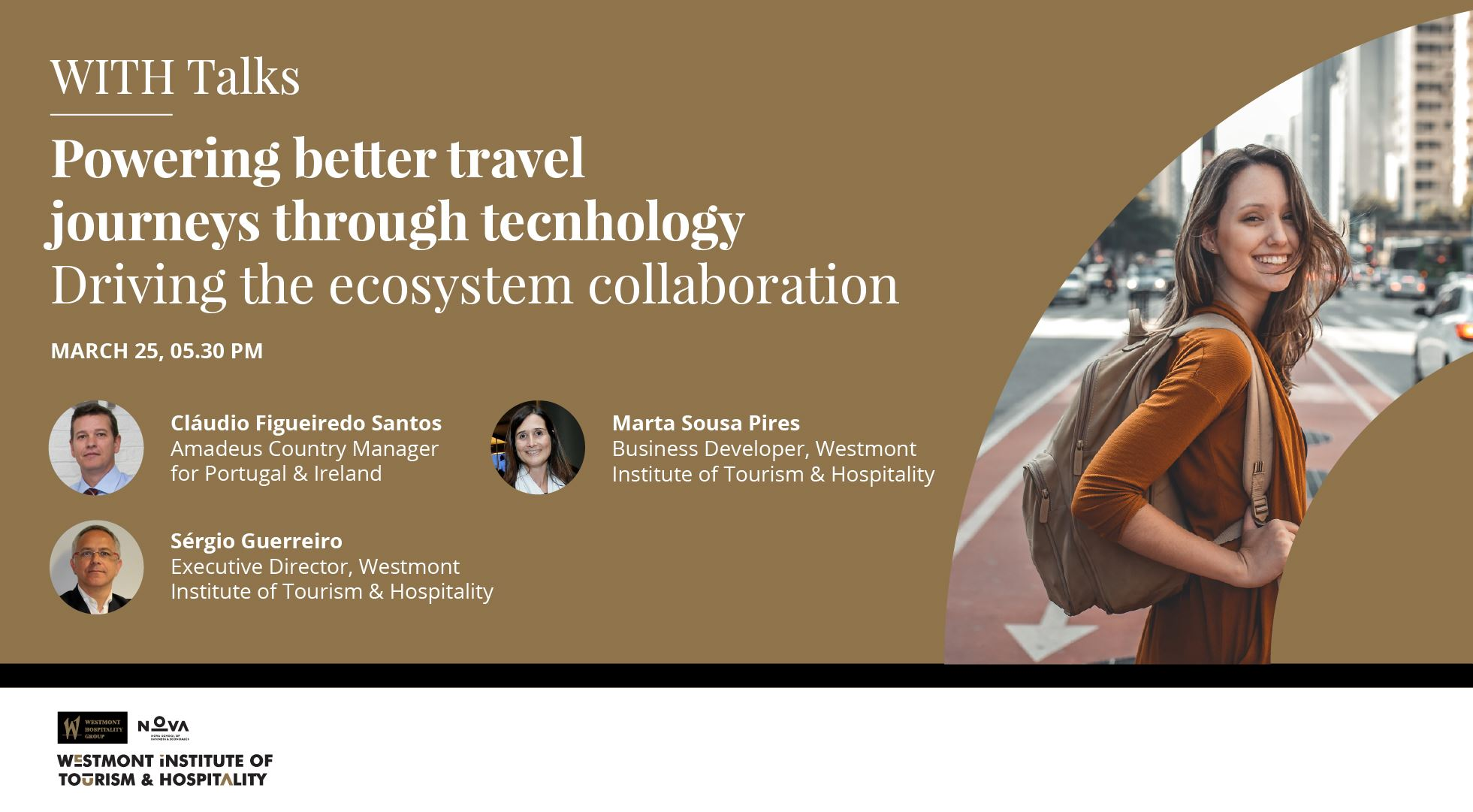 Amadeus - Powering better travel journeys through technology - Driving the ecosystem collaboration