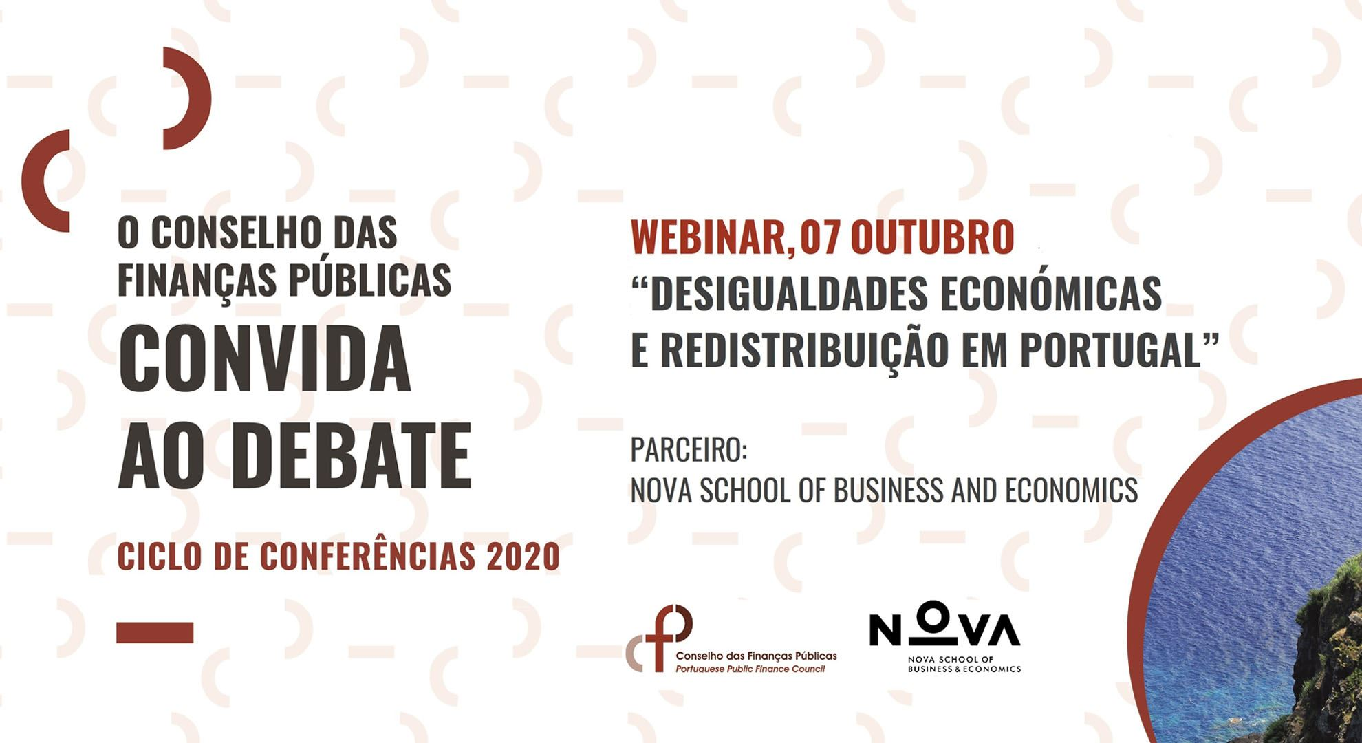 2020 Conference Cycle | Economic Inequality and Redistribution in Portugal