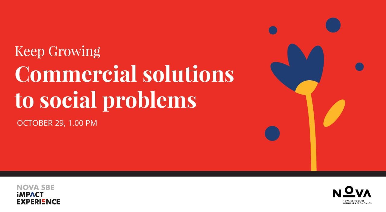 Commercial solutions to social problems | Powered by MYC & BYC