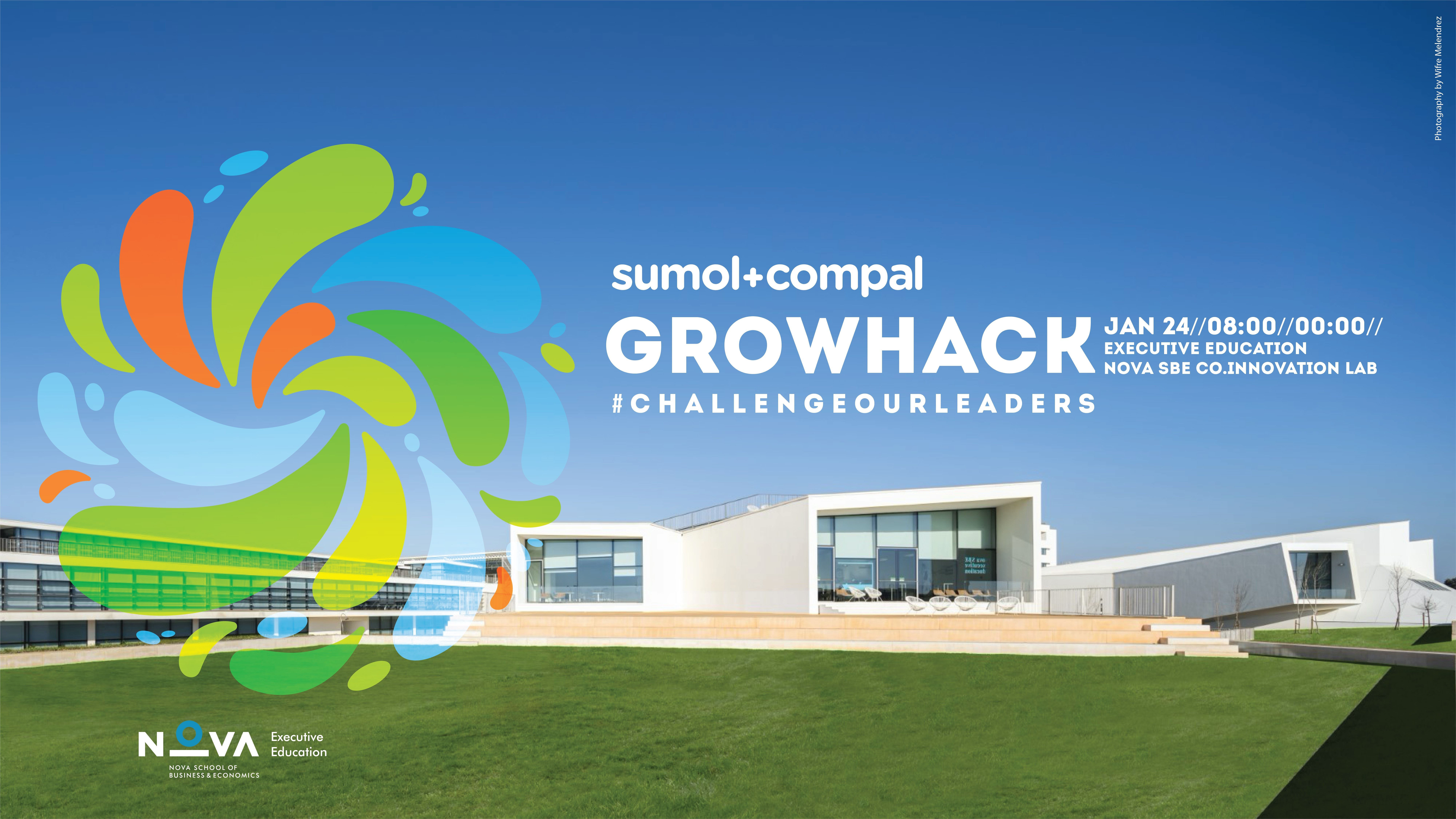 SUMOL+COMPAL GrowHACK | Challenge Our Leaders