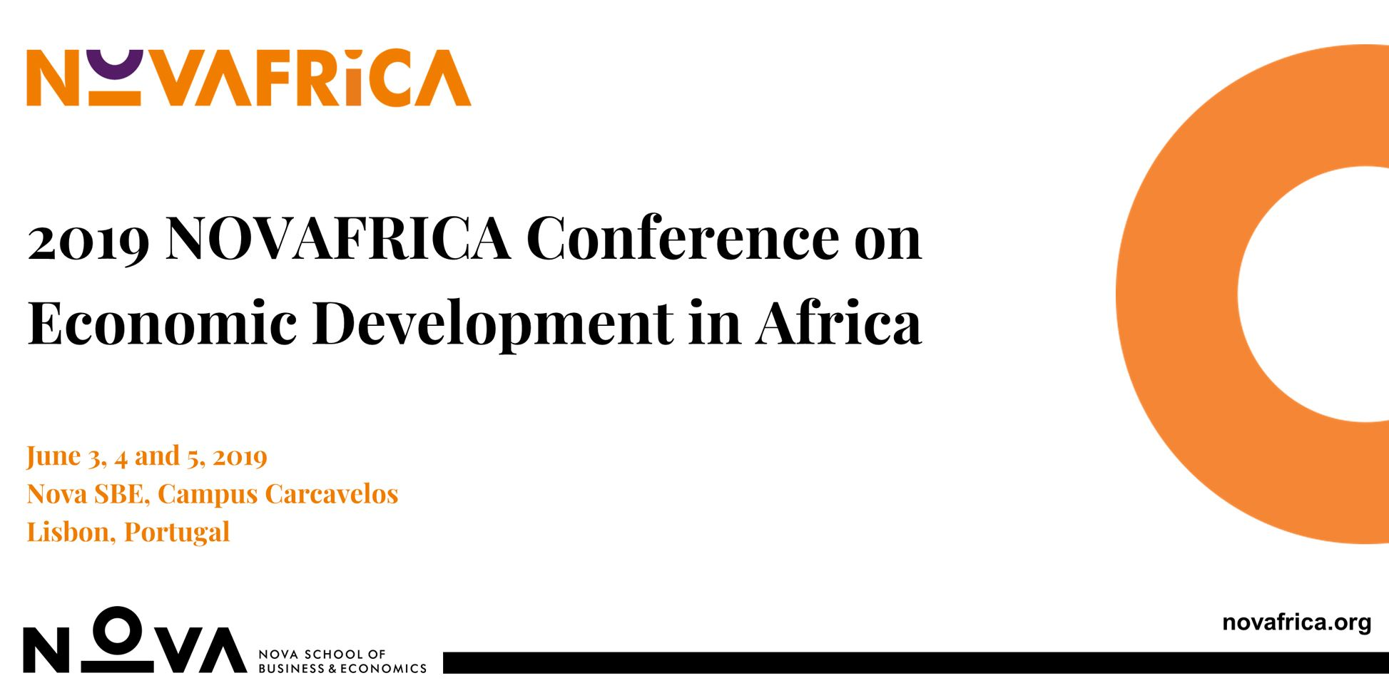 2019 NOVAFRICA Conference on Economic Development in Africa