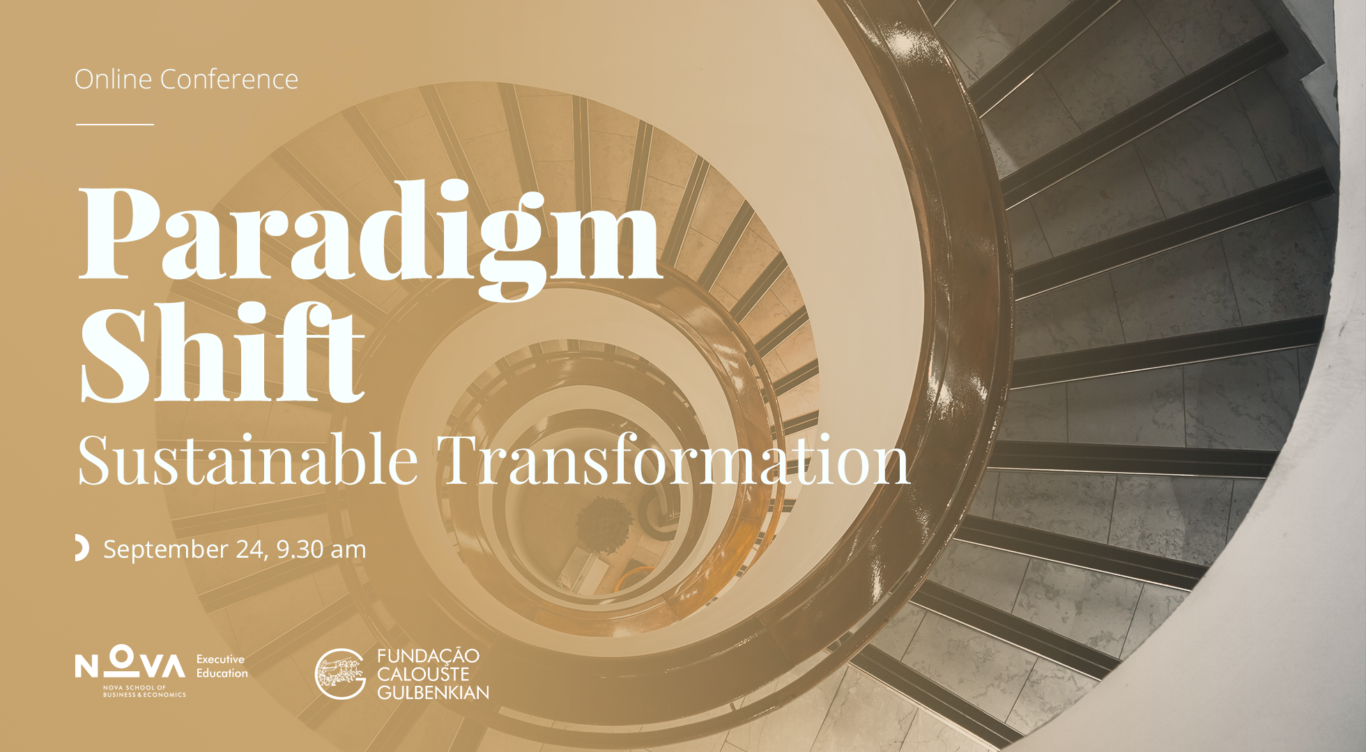 Paradigm Shift Conference: Sustainable Transformation