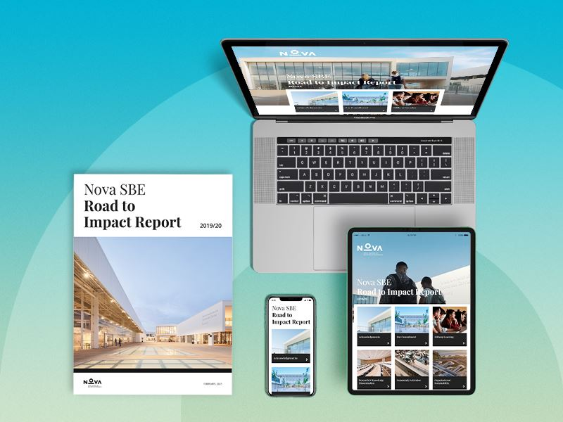 Nova SBE Road to Impact Report 2019/20
