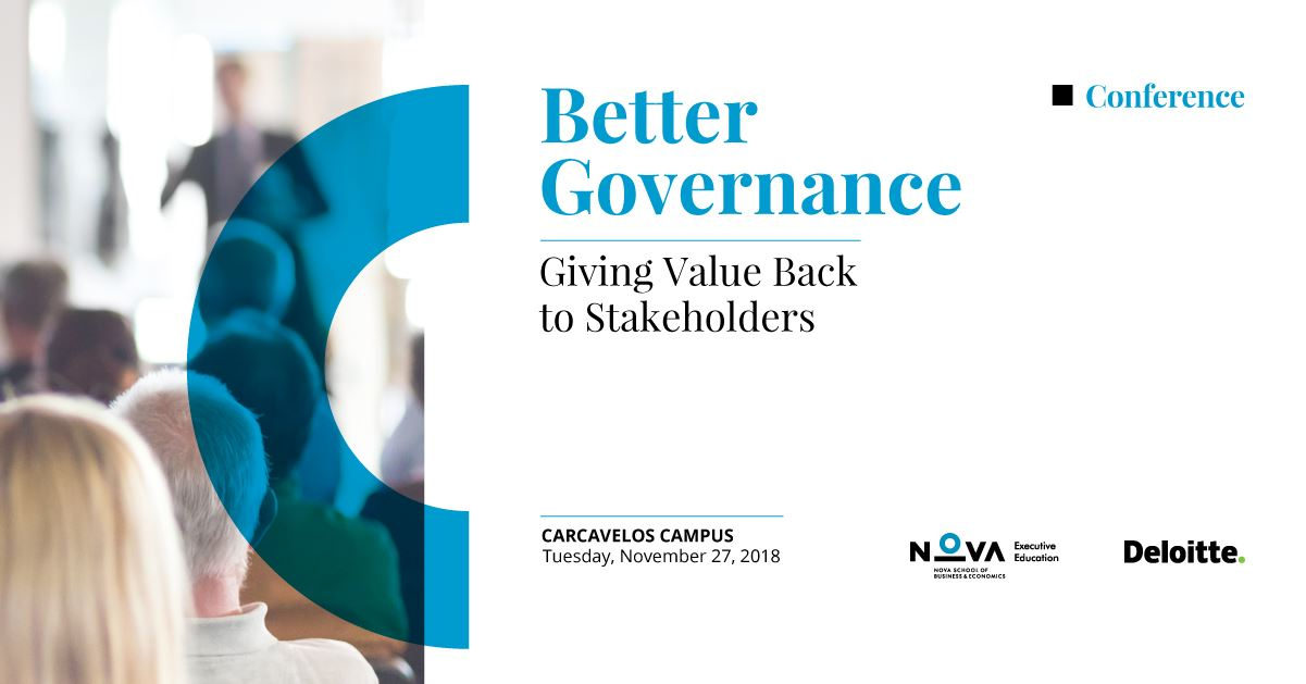 Better Governance: Giving Value Back to Stakeholders