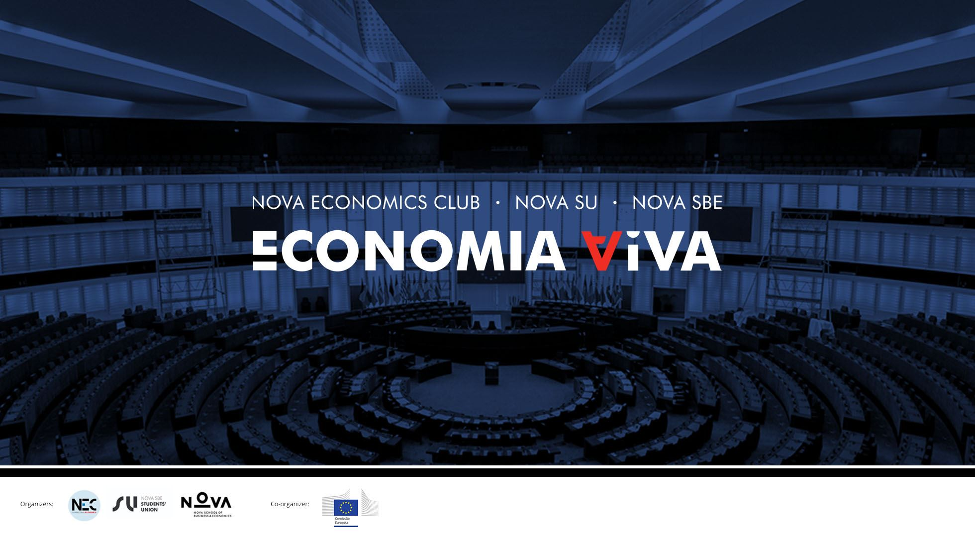 Economia Viva' 20 at Nova SBE in Carcavelos