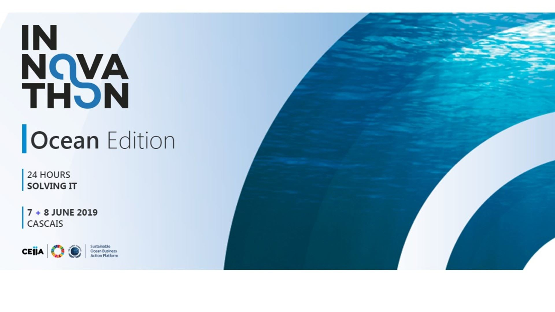 Innovathon - Ocean Edition | Call for Applications