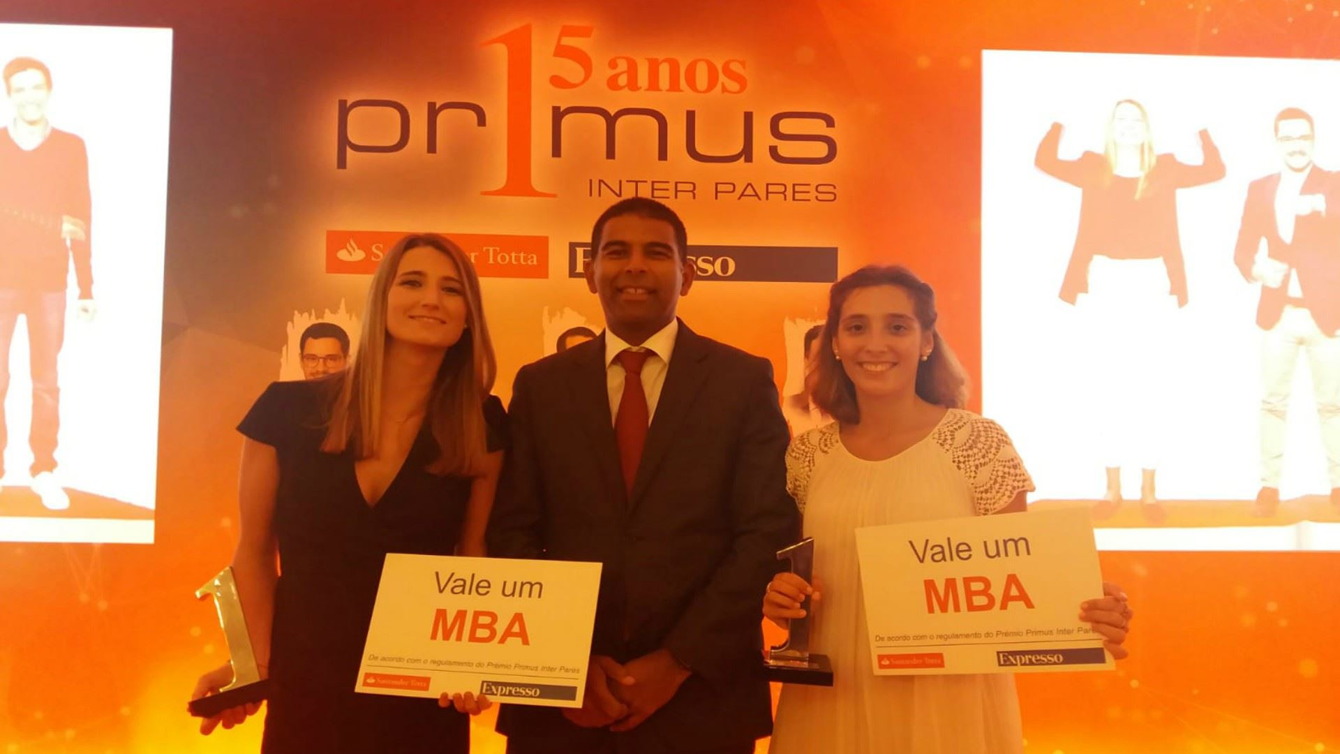 Nova SBE Students conquer 2nd and 3rd places of the Primus Inter Pares Awards