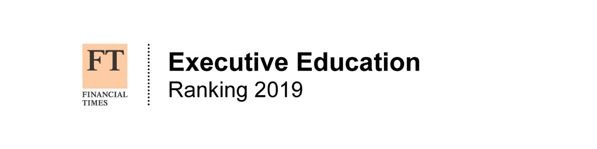 Nova SBE goes up on the 2019 Executive Education Financial Times rankings