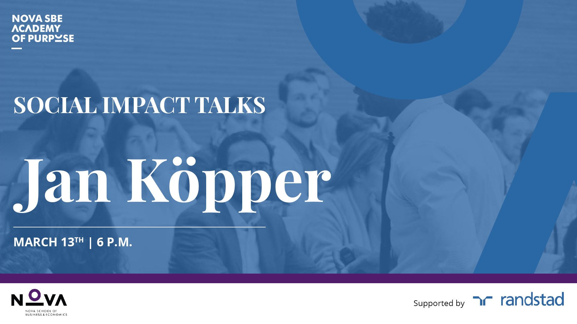 Social Impact Talks with Jan Köpper