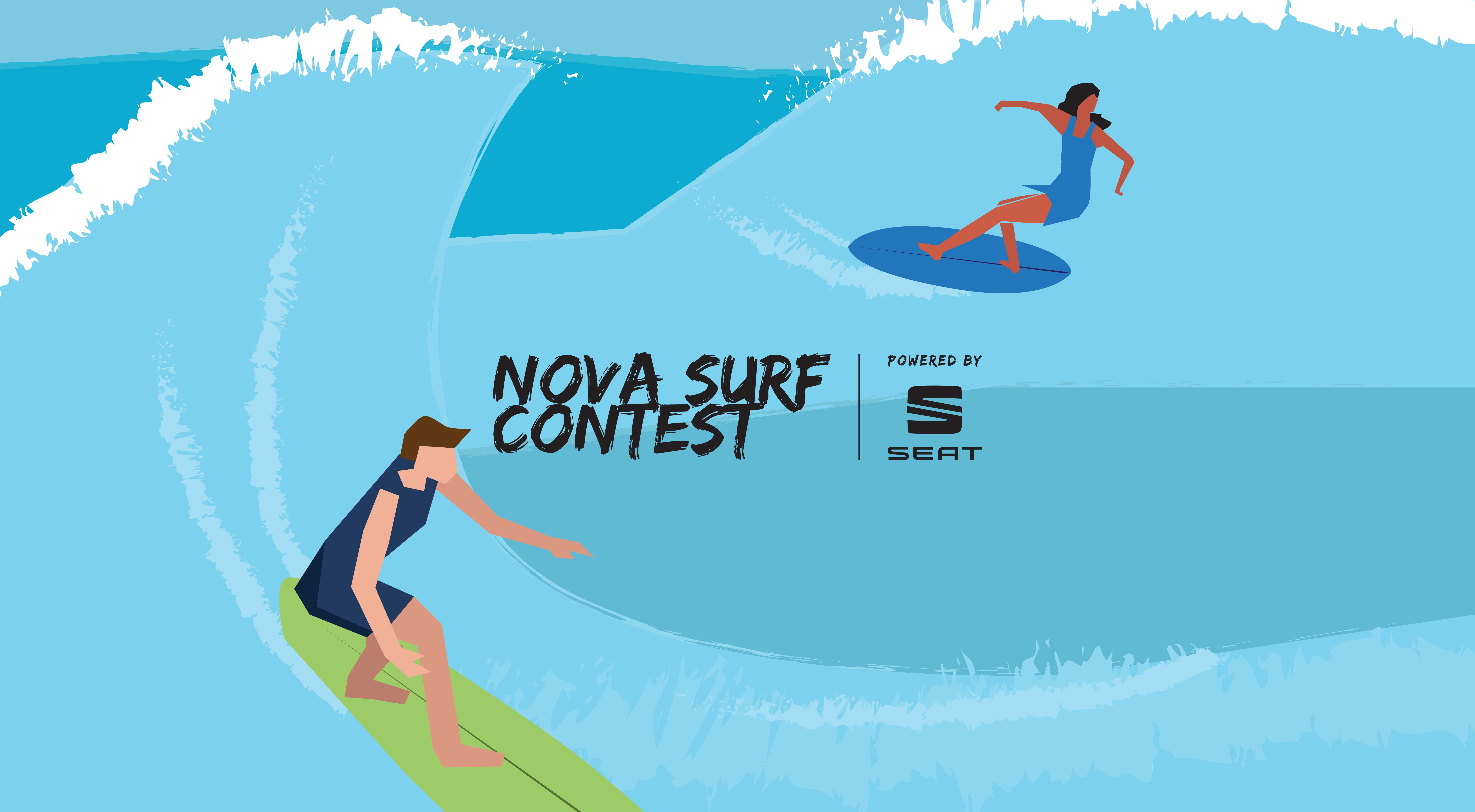 Nova Surf Contest 3rd edition about to take place