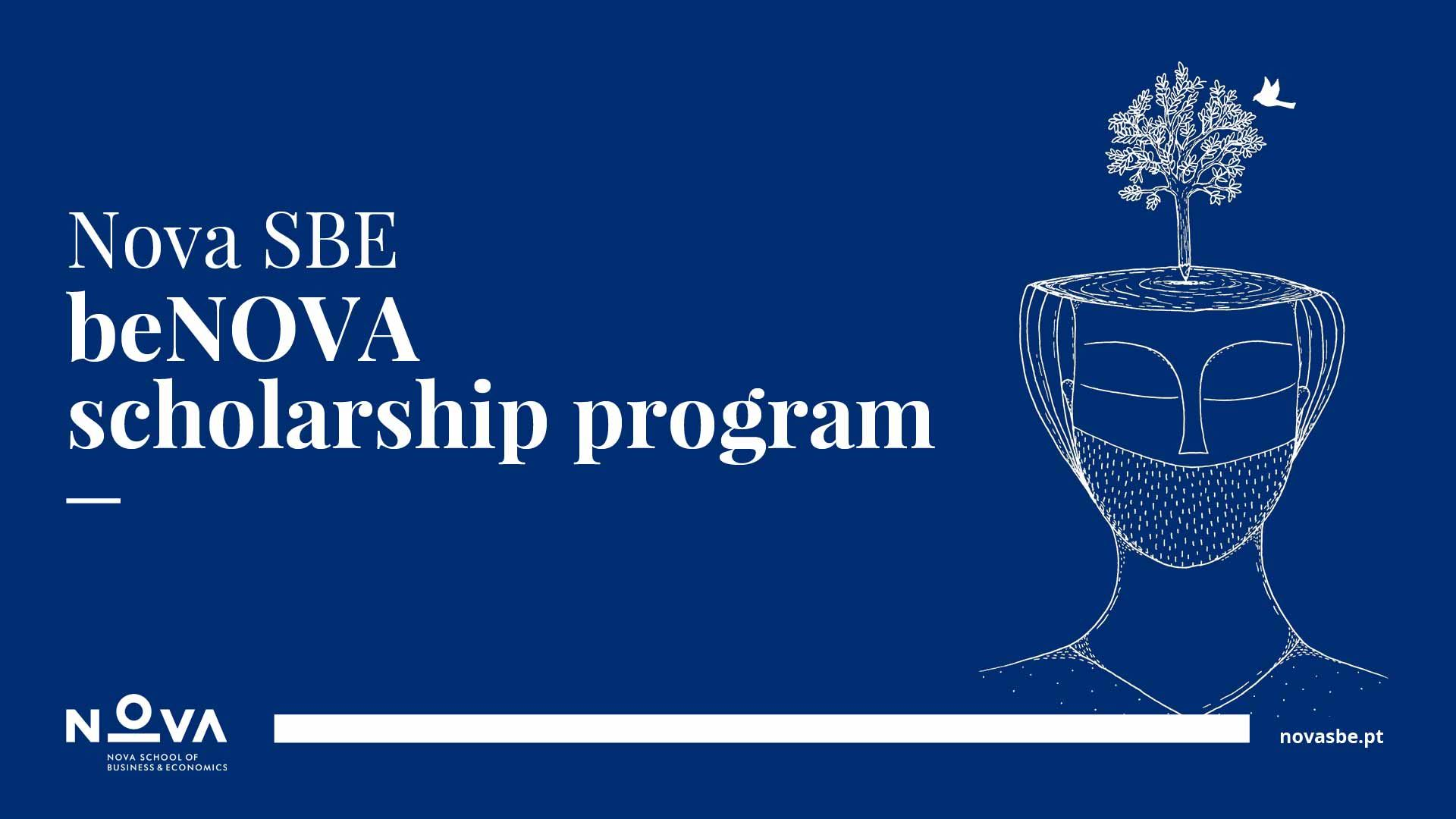 Applications for the beNova scholarships 18/19 are finally open!