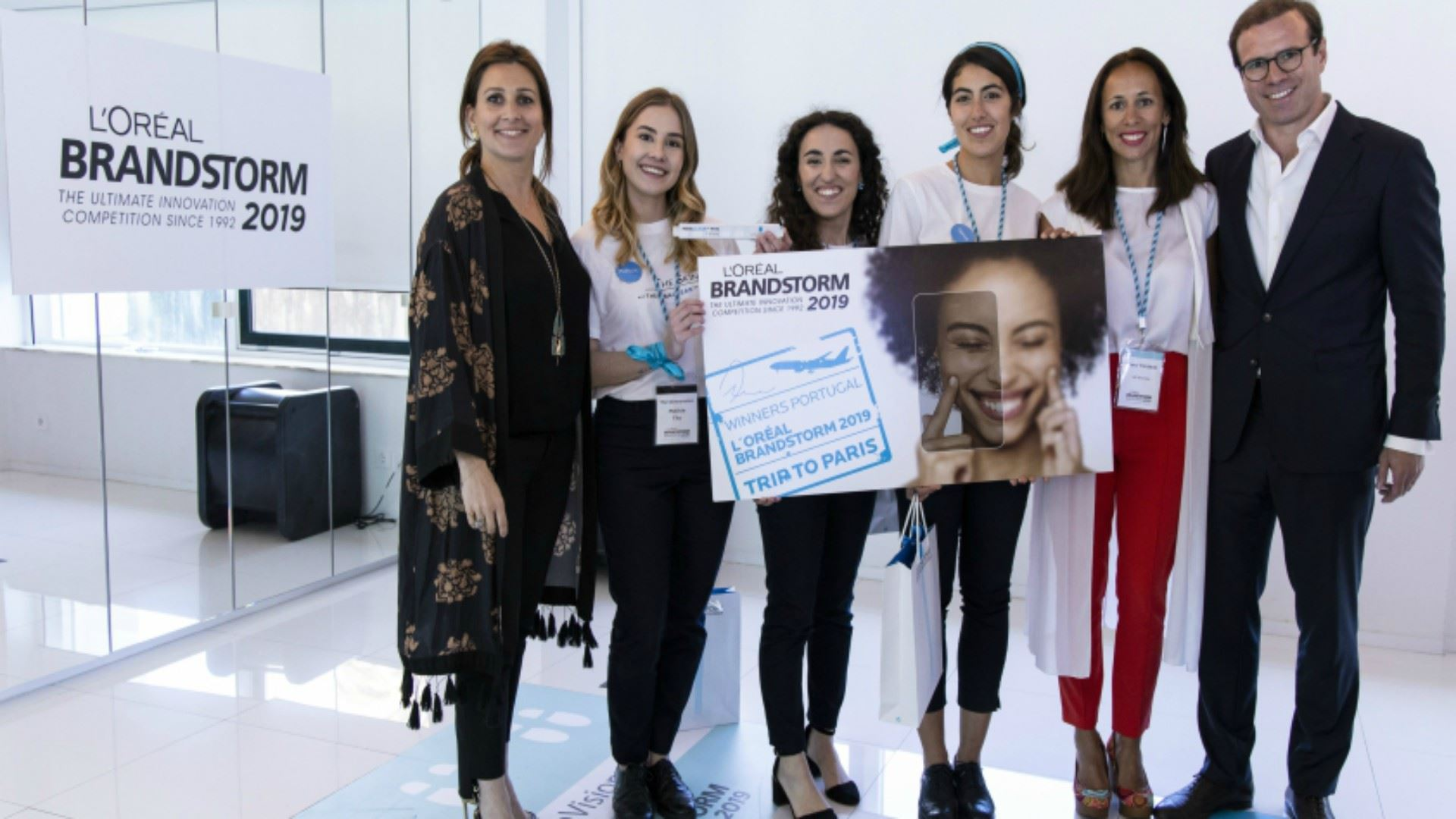 Nova SBE Students will be at the World Finals of Brandstorm 2019
