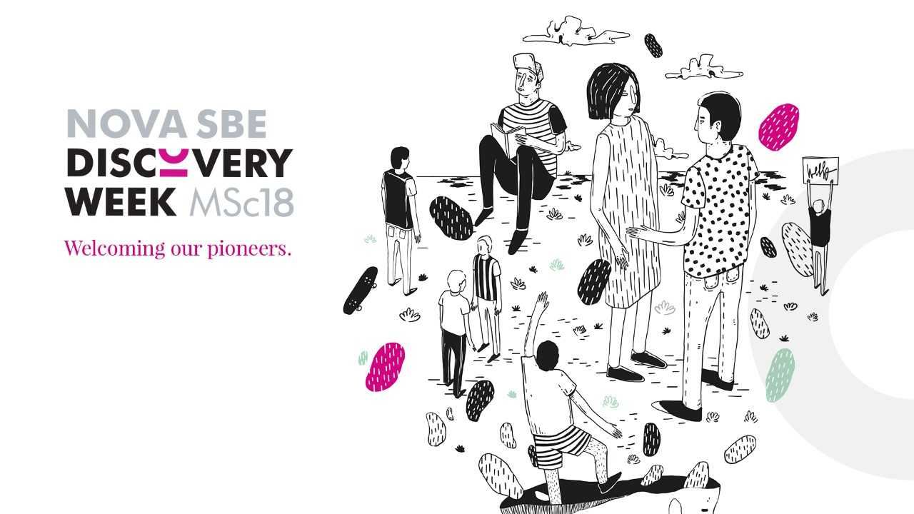 Discovery Week 2018: Welcoming Our Pioneers