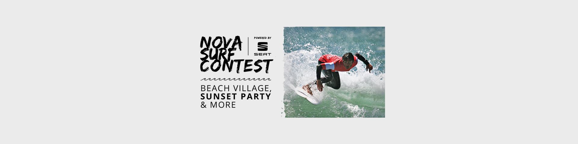 Nova Surf Contest returns for its second edition