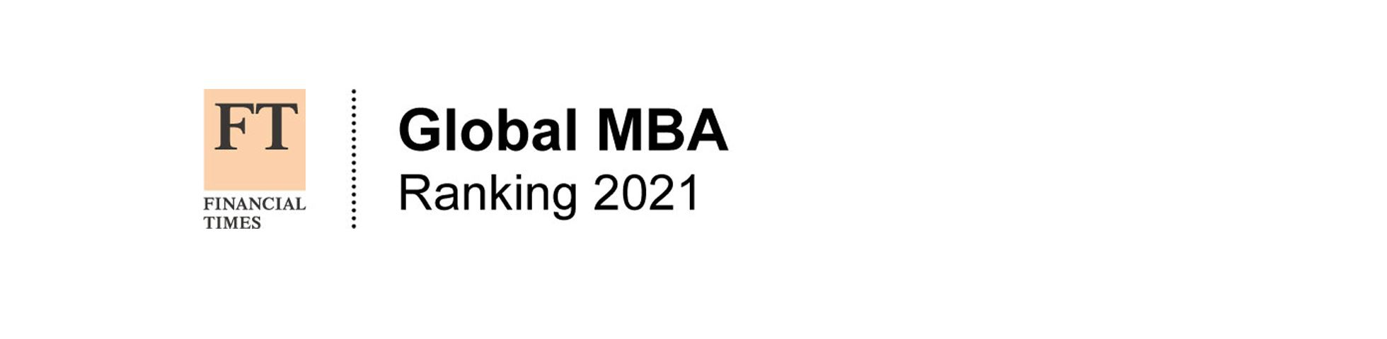 The Lisbon MBA Rises Two Positions in the 2021 Financial Times' Global MBA Ranking