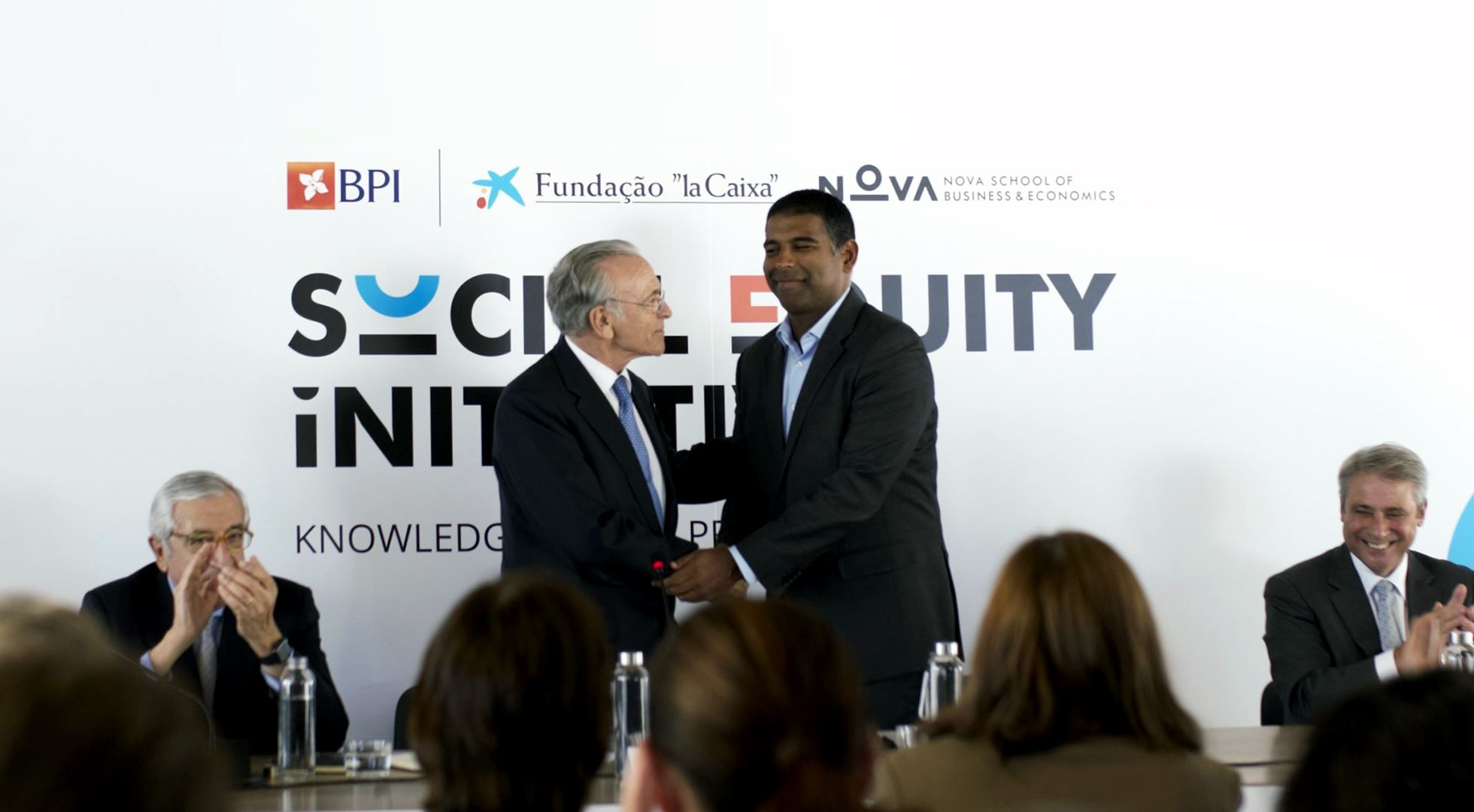"""La Caixa"" Foundation, BPI, and Nova SBE Create a Social Equity Initiative"