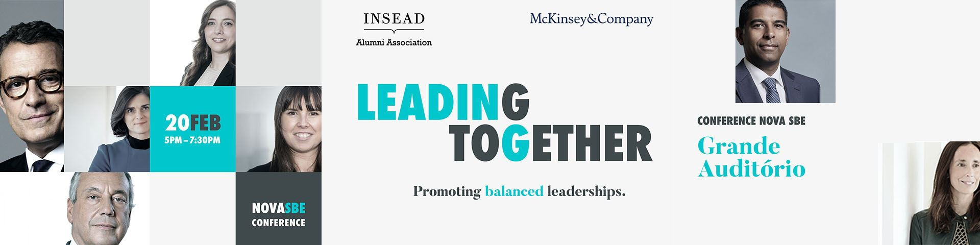 Leading The Future with INSEAD and McKinsey & Company // Leading Together is Leading The Future
