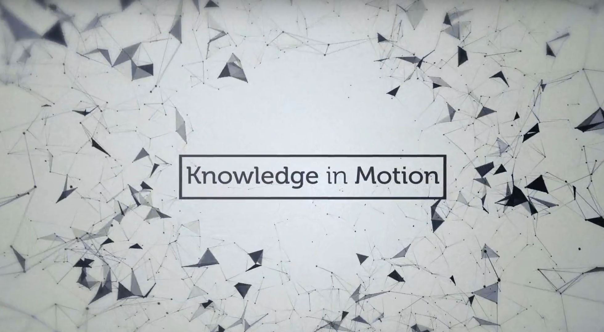 Knowledge in Motion with Cátia Batista